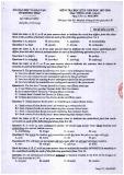 Đề kiểm tra HK 2 năm 2018 môn tiếng Anh lớp 12 - Sở GD&ĐT Đồng Tháp