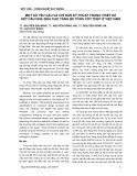 Một số yêu cầu và chỉ dẫn kỹ thuật trong thiết kế kết cấu nhà siêu cao tầng bê tông cốt thép ở Việt Nam