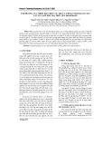 Ảnh hưởng của nhiệt độ ủ đến cấu trúc và hoạt tính quang xúc tác của lớp phủ TIO2 trên nền phosphate