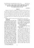 """Từ tư tưởng """"nhân chính"""" trong triết học mạnh tử đến quan điểm chính trị của Phan Bội Châu và ý nghĩa lịch sử của nó"""