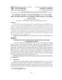 Các đài phát thanh và truyền hình khu vực Tây Nam Bộ truyền thông pháp luật về phòng chống bạo lực gia đình