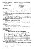 Đề thi chọn HSG vòng tỉnh lớp 12 năm 2016-2017 môn Địa lí - Sở GD&ĐT Kiên Giang (Đề số 3)