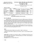 Đề thi KSCL đội tuyển HSG môn Tin học lớp 12 năm 2017-2018 - Sở GD&ĐT Vĩnh Phúc