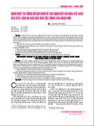 Những điểm mới cơ bản của Luật Ngân sách nhà nước số 83/2015/QH13