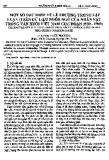 Một số đặc điểm về lẽ thường trong lập luận (trên cứ liệu ngôn ngữ của nhân vật trong văn xuôi Việt Nam giai đoạn 1930- 1945)