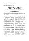 Động từ ngữ vi cầu khiến trong ca dao người Việt