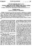Vấn đề thành phần câu trong một số sách Tiếng Việt thực hành
