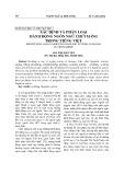 Xác định và phân loại hành động ngôn ngữ chửi mắng trong tiếng Việt
