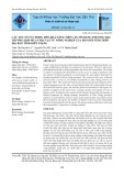 Các yếu tố tác động đến khả năng tiếp cận tín dụng thương mại: Trường hợp mua chịu vật tư nông nghiệp của hộ nuôi tôm trên địa bàn tỉnh Kiên Giang