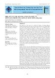 Hiệu quả của việc bổ sung canxi vào thức ăn trong quá trình ương giống ốc bươu đồng (pila polita)