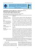 Ảnh hưởng của KNO3 phun qua lá đến năng suất và phẩm chất trái cam Xoàn (Citrus sinensis L.) tại huyện Phụng Hiệp, tỉnh Hậu Giang