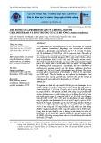 Ảnh hưởng của Iprobenfos lên tỷ lệ sống, enzyme cholinesterase và sinh trưởng của cá rô đồng (anabas testudineus)