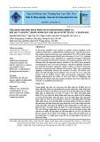 Ứng dụng phương pháp phân tích thành phần chính và hồi quy logistic trong đánh giá cảm quan nước ép gấc - chanh dây