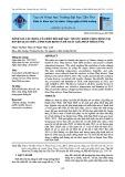 Đánh giá tác động của biến đổi khí hậu tới sức khỏe cộng đồng tại huyện Giao Thủy, tỉnh Nam Định và đề xuất giải pháp thích ứng