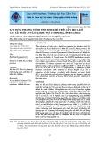 Xây dựng phương trình tính sinh khối trên cây Keo Lai ở các cấp tuổi 4, 5 và 6 tại khu vực U Minh Hạ, tỉnh Cà Mau