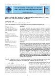 Phân tích tài liệu trọng lực 2-D vùng Đồng bằng sông Cửu Long bằng các thuật giải tối ưu toàn cục