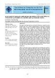 Sự đa dạng sử dụng đất trên bờ bao hệ thống luân canh tôm lúa vùng nước lợ: Nghiên cứu trường hợp tại tỉnh Sóc Trăng