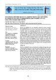 So sánh hai mô hình ISCST3 và AERMOD trong việc mô phỏng sự khuếch tán chất ô nhiễm không khí: Nghiên cứu tại khu công nghiệp Hiệp Phước