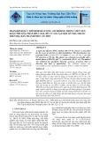 Thẩm định quy trình định lượng cetirizine trong viên nén bằng phương pháp HPLC đầu dò UV-Vis tại một số nhà thuốc trên địa bàn thành phố Cần Thơ