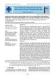 Đánh giá khả năng thích nghi với lũ của người dân vùng đê bao khép kín - Trường hợp nghiên cứu ở huyện Chợ Mới, tỉnh An Giang