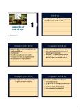 Bài giảng Kinh tế học - Bài: 10 nguyên lý kinh tế học