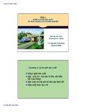 Bài giảng Kinh tế học (Phần 3) - Chương 1: Lý thuyết sản xuất