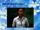 Bài giảng Ngữ văn lớp 12 - Bài: Thi hào Nguyễn Khuyến