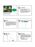 Bài giảng Kinh tế học (Phần 1) - Chương 1: Cung, cầu hàng hoá và giá cả thị trường