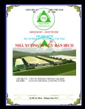 Thuyết Minh Dự án đầu tư cải tạo Nhà xưởng 86 Lũy Bán Bích
