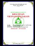 Thuyết minh Dự án đầu tư khách sạn VietNam Inn SaiGon