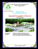 Thuyết minh Dự án đầu tư xây dựng trạm dừng chân Tường Ân Gia Lai