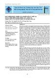 Quá trình phát triển của nghề nuôi cá trê lai ở các tỉnh Đồng bằng sông Cửu Long và nhận thức của người nuôi về vấn đề con lai