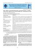 Thực trạng và giải pháp khai thác các di tích lịch sử - văn hóa trong phát triển du lịch tại quận Bình Thủy, thành phố Cần Thơ