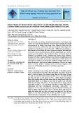 Thực trạng sử dụng thuốc, hóa chất và chế phẩm sinh học trong cá điêu hồng (Oreochromis SP.) nuôi bè vùng Đồng bằng sông Cửu Long