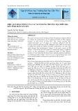 Hiệu quả hoạt động của các ngân hàng thương mại trên địa bàn tỉnh Thái Nguyên