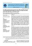 Xác định Actinobacilus pleuropneumoniae dựa trên gene độc tố apxIVA và sự đề kháng kháng sinh của vi khuẩn gây bệnh viêm phổi, màng phổi trên heo tại tỉnh Kiên Giang