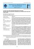 Các yếu tố vi mô ảnh hưởng đến rủi ro tín dụng: Trường hợp các ngân hàng thương mại cổ phần sở hữu nhà nước ở Hậu Giang