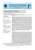 Các nhân tố ảnh hưởng đến hiệu quả chuyển gen qua vi khuẩn Agrobacterium ở lúa (Oryza sativa L.) sử dụng hệ thống chọn lọc phosphomannose-isomerase