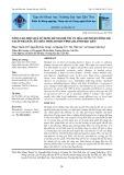 Nâng cao hiệu quả sử dụng đất đai để tối ưu hóa lợi nhuận nông hộ tại ấp Trà Hất, xã Châu Thới, huyện Vĩnh Lợi, tỉnh Bạc Liêu