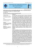 Phân tích các yếu tố ảnh hưởng đến nhận thức về biến đổi khí hậu của nông dân trồng lúa tỉnh Sóc Trăng