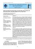 Đánh giá kinh tế về khả năng áp thuế tiêu thụ đặc biệt lên mặt hàng nước giải khát không cồn tại Việt Nam