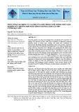 Phân công lao động và vai trò của giới trong nuôi trồng thủy sản: Nghiên cứu trường hợp nuôi tôm sú quảng canh cải tiến ở tỉnh Bạc Liêu