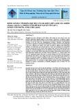 Đánh giá đặc tính hóa học đất của ba kiểu liếp canh tác khóm (Ananas comosus L.) trong vùng đê bao tại xã Tân Lập 1, huyện Tân Phước, tỉnh Tiền Giang