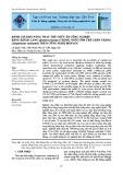 Đánh giá khả năng thay thế thức ăn công nghiệp bằng khoai lang (Ipomoea batatas) trong nuôi tôm thẻ chân trắng (Litopenaeus vannamei) theo công nghệ biofloc