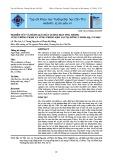 Nghiên cứu và đánh giá chất lượng mật ong trong vùng trồng tràm và vùng trồng keo lai tại rừng U Minh Hạ, Cà Mau