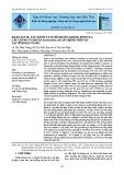 Khảo sát sự lưu hành và sự đề kháng kháng sinh của các chủng vi khuẩn Escherichia coli gây bệnh trên vịt tại tỉnh Hậu Giang