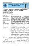 Tác động của quản trị quan hệ khách hàng đến sự hài lòng của khách hàng trên thị trường bán lẻ hiện đại tại thành phố Cần Thơ
