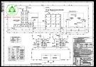 Bản vẽ hệ thống cấp thoát nước dự án khu xử lý chất thải rắn model 02 - Huyện Thới Lai, Cần Thơ