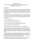 3 bài văn mẫu cảm nhận về vẻ đẹp của sông Hương của Hoàng Phủ Ngọc Tường