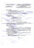 Đề thi kiểm tra vào lớp 6 năm 2018 môn Tiếng Việt - THCS Chu Văn An